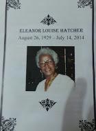 Remembering Aunt Eleanor